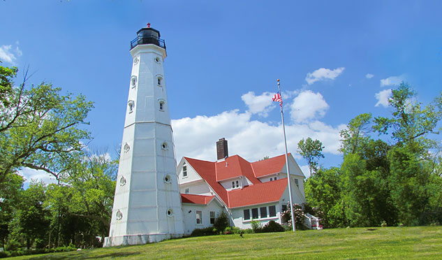 Hours and Admission | North Point Lighthouse and Museum