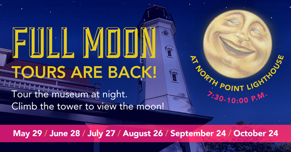 Full Moon Tour At The Light