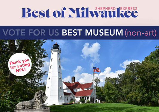 Best of Milwaukee North Point Lighthouse Vote Best Museum